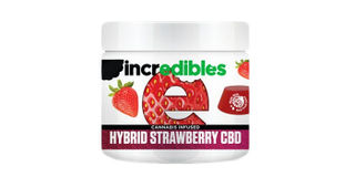 Strawberry 1:1 Gummies Product Image