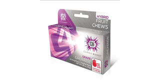 C4 Grape Grenade Fruit Chews Product Image