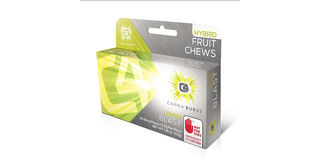 Canna Burst - Lemon Blast Hybrid Fruit Chews Product Image