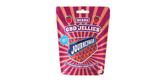 CBD 30:1 Berry Fruit Jellies Product Image