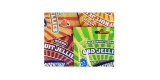 Berry Fruit Jellies 1:1 CBD Product Image