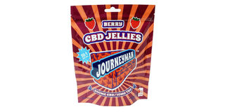 CBD Berry Fruit Jellies 30:1 Product Image