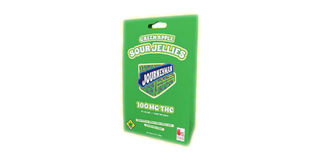Journeyman Green Apple Sour Fruit Jellies Product Image