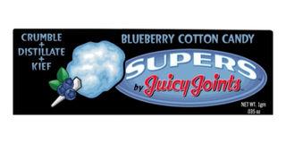 Blueberry Cotton Candy Supers Product Image