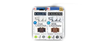 Dark Chocolate 1:1 Squares Product Image