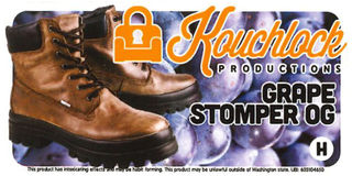 Grape Stomper Product Image