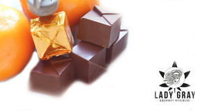 Orange Chocolates Product Image