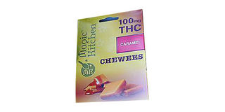 Caramel Indica Chewees Product Image