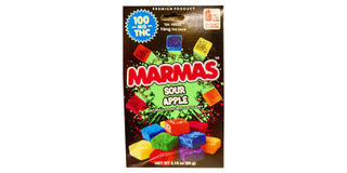 Marmas Sour Apple Fruit Chew Product Image