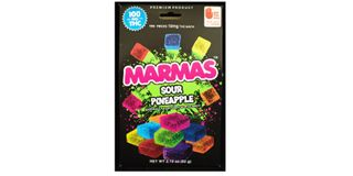 Marmas Sour Pineapple Product Image