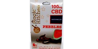 Watermelon CBD Pebbles Product Image
