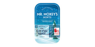 The Giving Mint 2:1 CBD-Limited Holiday Edition Peppermint Product Image