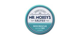 CBD Skin Rescue Salve Product Image