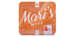 Move Mints - Peppermint Product Image