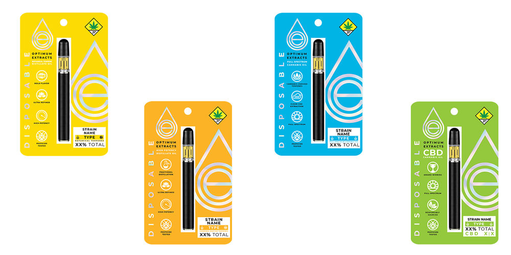 Tropical Pineapple Disposable Vape Product Image