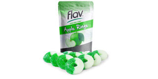 Apple Rings 1:1 CBD Product Image