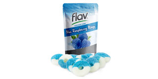 Blue Raspberry Rings Product Image