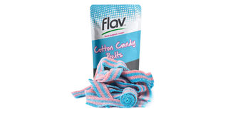 Cotton Candy Sour Belts Product Image