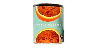 Orange Cookies Product Image