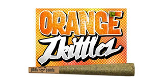 Orange Zkittlez Product Image
