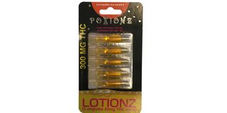 Potionz Lotionz THC 300mg Product Image