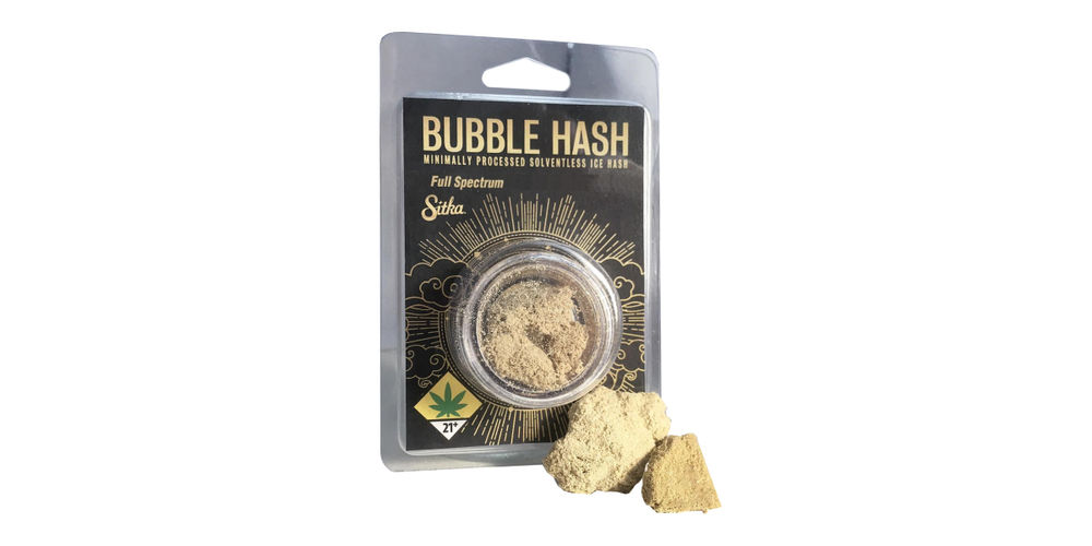 Amnesia Cookies Bubble Hash Product Image