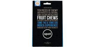 1:1 Indica Orange Cream Fruit Chews Product Image