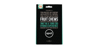 Levity Blend Orange Cream Fruit Chews 10:3 CBD Product Image