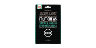 10:3 - Hybrid Strawberry Fruit Chews Product Image