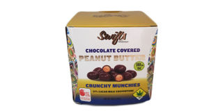 Chocolate Covered Peanut Butter Crunchy Munchies Product Image