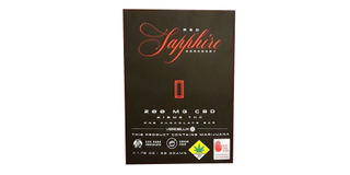 Red Sapphire Chocolate Bar Product Image