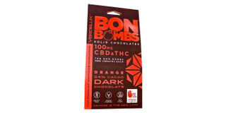 CBD Dark Chocolate Orange Bon Bombs Product Image