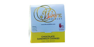 Chocolate Sandwich Cookies Product Image
