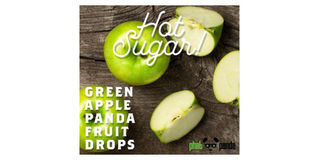 Green Apple Fruit Drops 1:1 Product Image