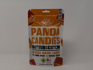 Butterscotch Panda Candies Product Image