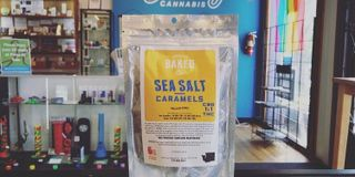 Sea Salt Caramels 1:1 CBD Product Image