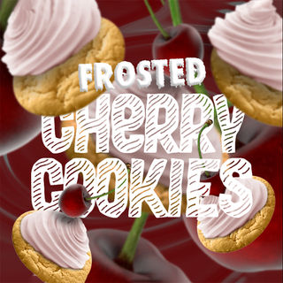 Frosted Cherry Cookies Product Image