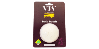 CBD 1:1 Unscented Bath Bomb Product Image