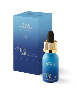 Feeling Relaxed Indica Tincture Product Image
