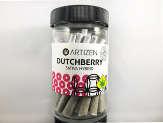 Joint Jar: Dutchberry Product Image