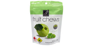 Sour Apple Fruit Chews Product Image