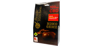 Milk Chocolate High CBD Product Image