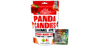 CBD 1:1 Caramel Apple Candies Product Image