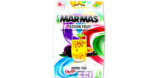 Marmas Passion Fruit - Fruit Chew Product Image