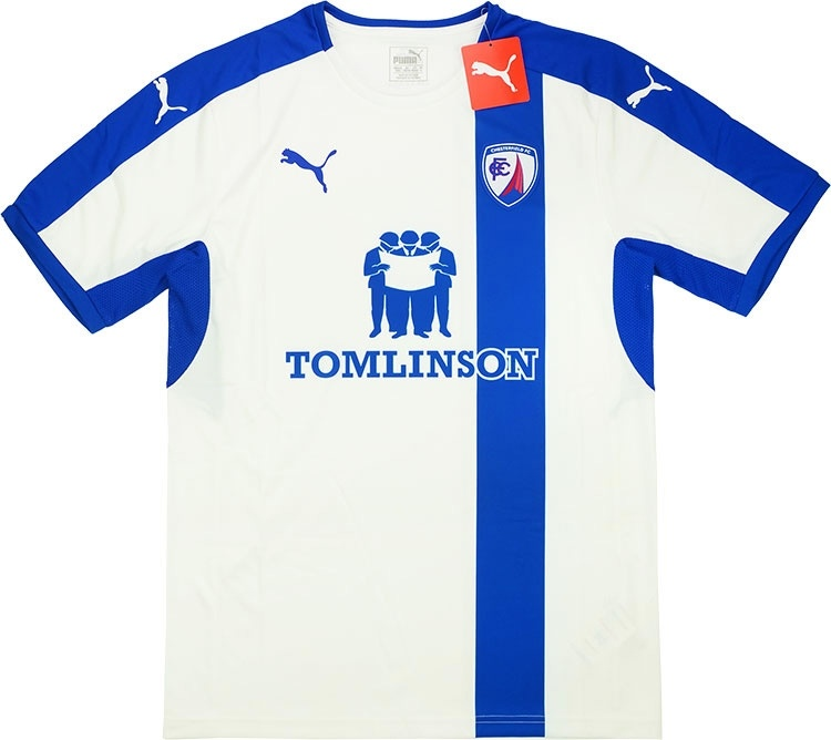 2016-17 Chesterfield Away Shirt