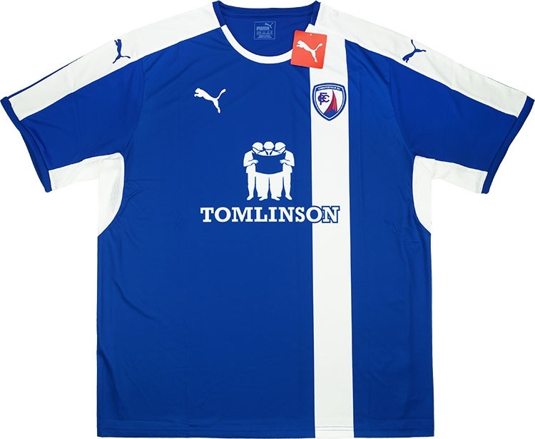 2016-17 Chesterfield Home Shirt