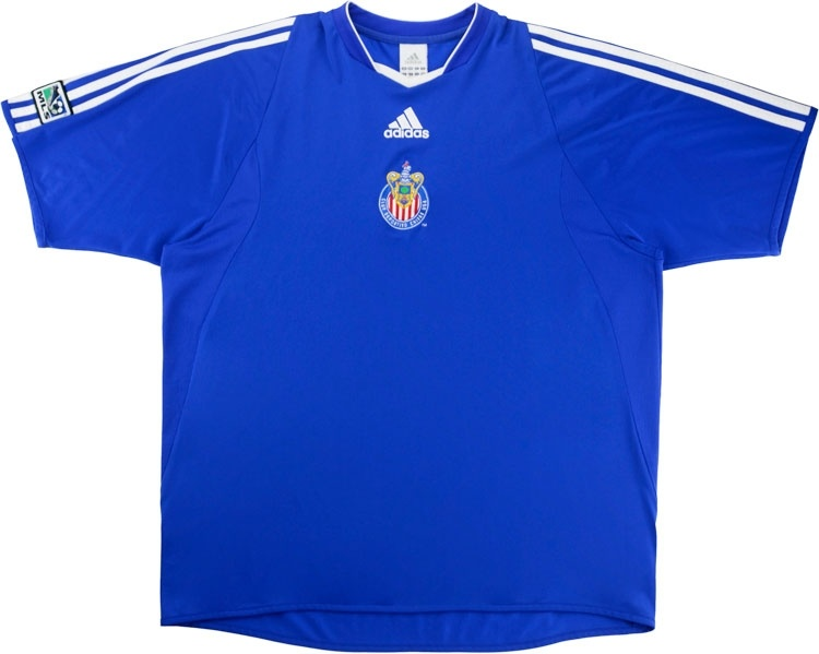 2005 Chivas USA Away Shirt