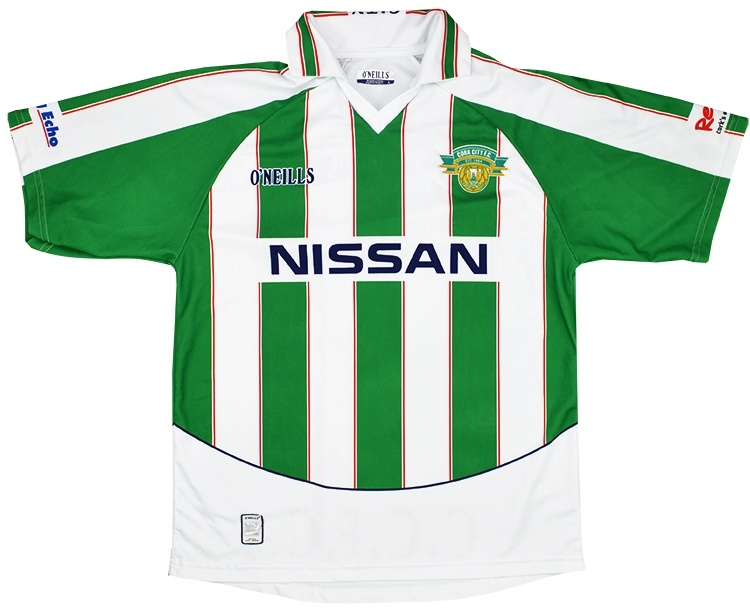 2005-06 Cork City Home Shirt