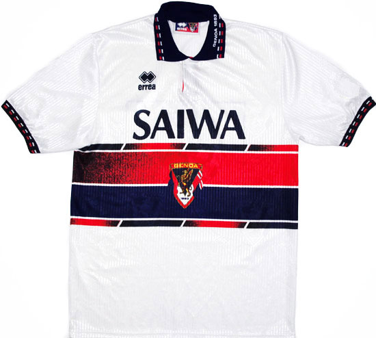 1992-94 Genoa Away Shirt