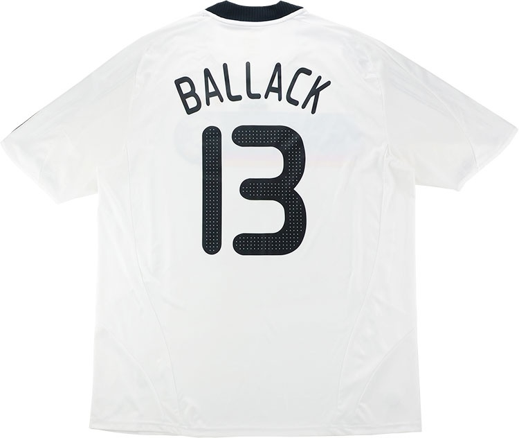 2008-09 Germany Home Shirt Ballack #13